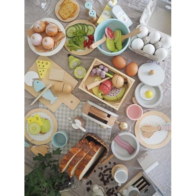 Jabadabado - Drveni set za ručavanje