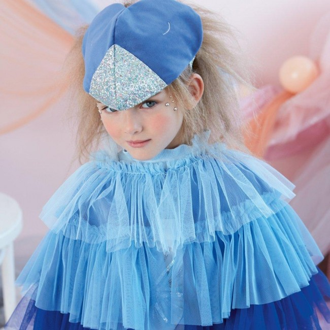 Meri Mari - Kostim plava ptica