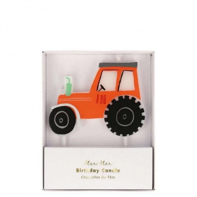 Meri Meri - Svećice traktor