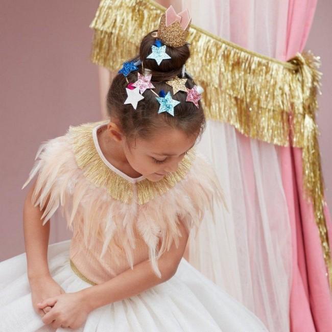 Meri Meri - Šnalice za kosu zvezdice