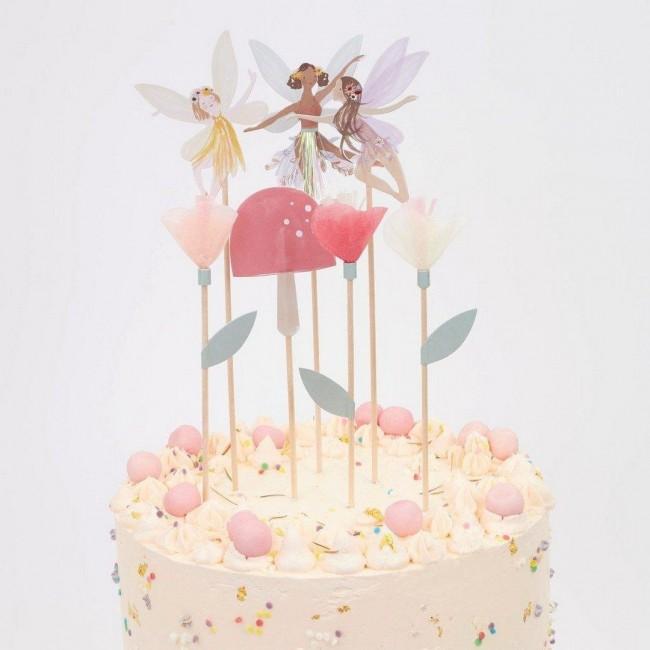 Meri Meri - Toperi za tortu vile