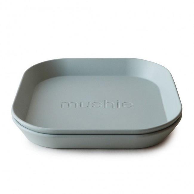 Mushie - Kvadratni tanjir sage