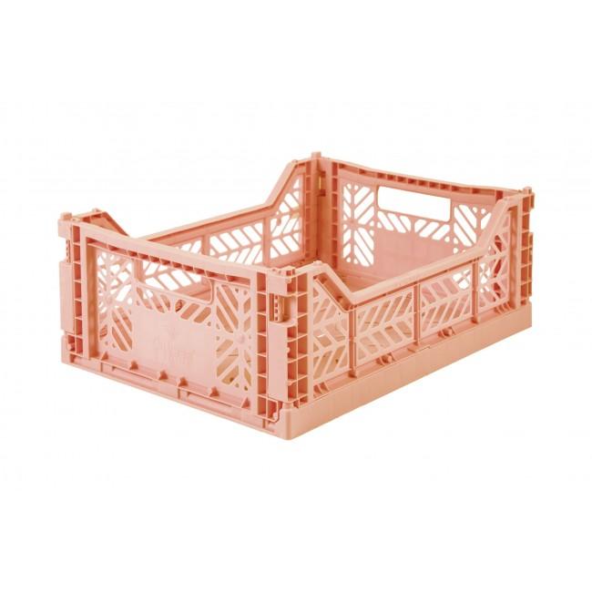 Aykasa - Sklopiva kutija Salmon Pink - medium