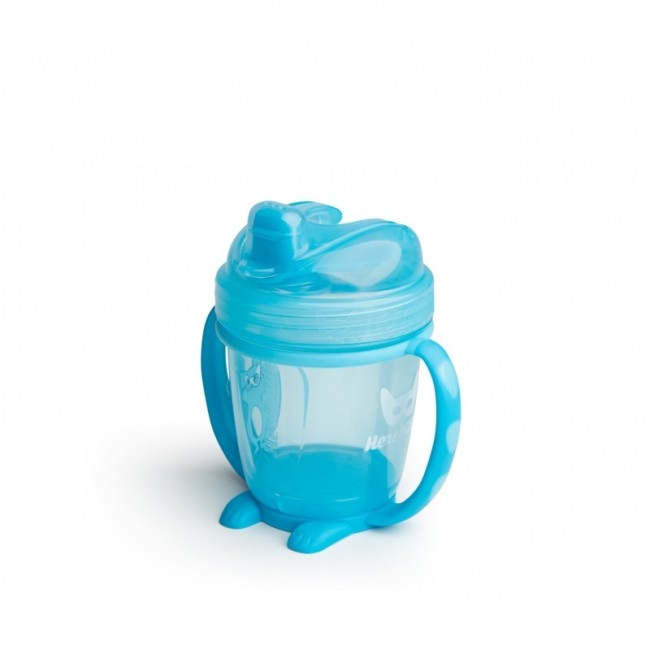 Herobility - HERO SIPPY bocica sa drskom 140ml/5oz blue