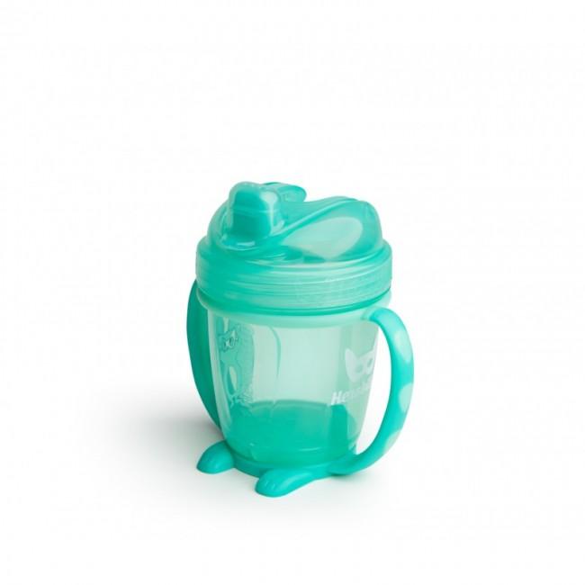 Herobility - HERO SIPPY bočica sa drškom 140ml/5oz  turquoise