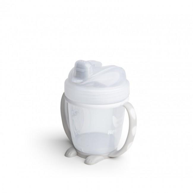 Herobility - HERO SIPPY bocica sa drskom 140ml/5oz  white