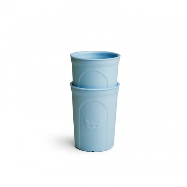 Herobility - HERO ECO čaša (2pack) blue