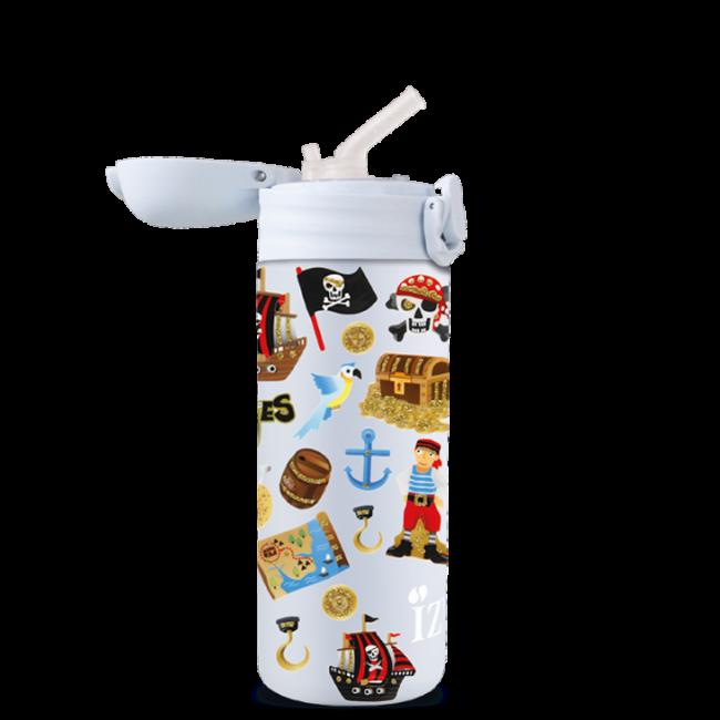 Izy bottles - IZY KIDS - 350 ml - Blue Pirates