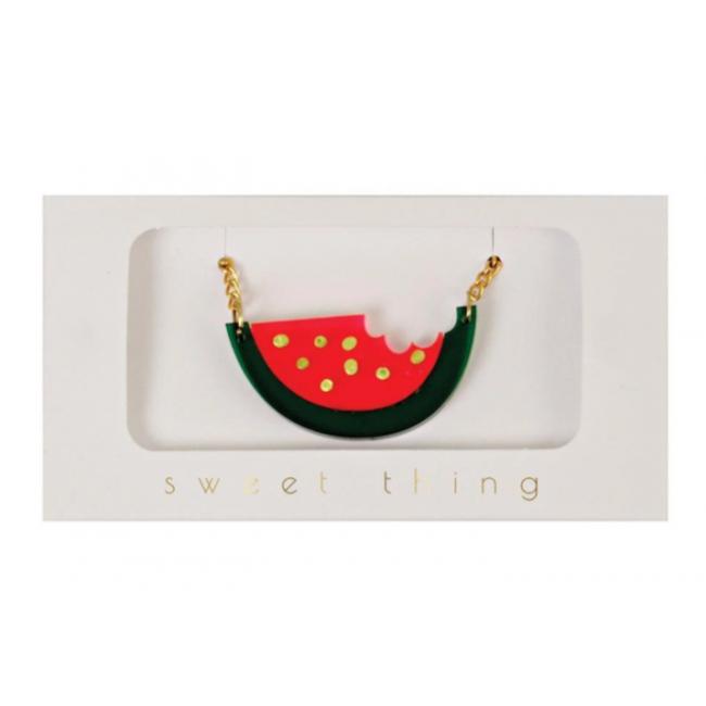 Meri Meri - Ogrlica lubenica