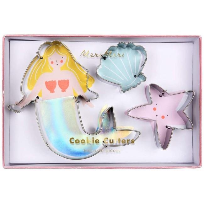 Meri Meri - Modle za kolače sirene