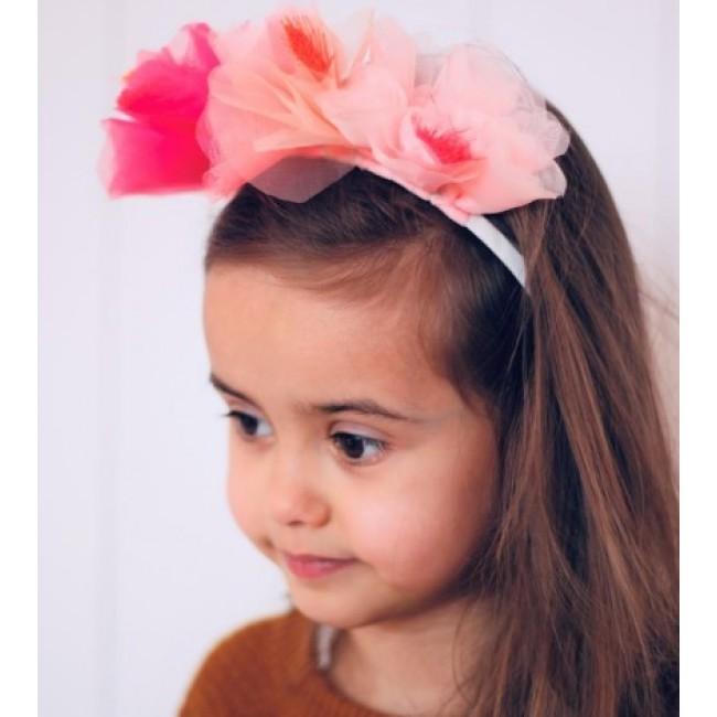 Meri Meri - Rajf za kosu cvetići