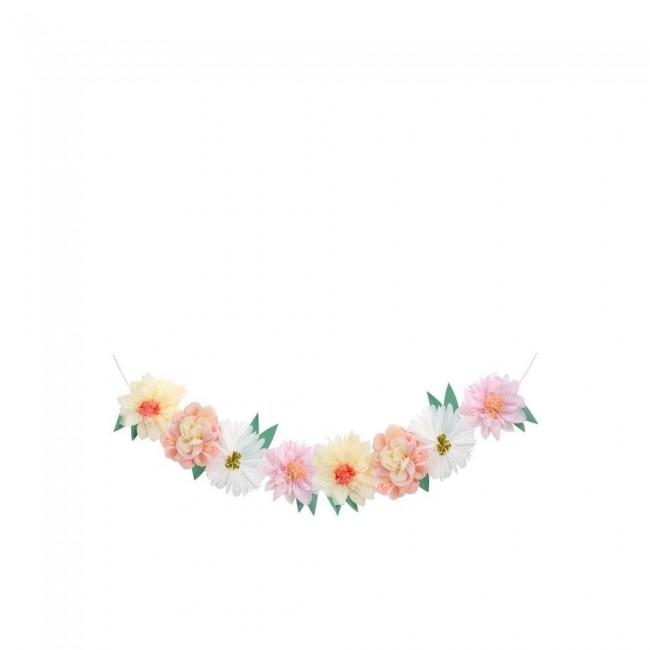 Meri Meri - Garland džinovsko cveće