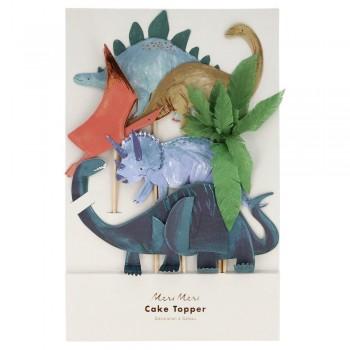 Meri Meri - Toperi za tortu dinosaurusi