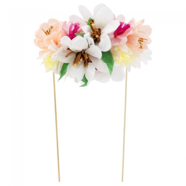 Meri Meri - Toper za tortu cveće