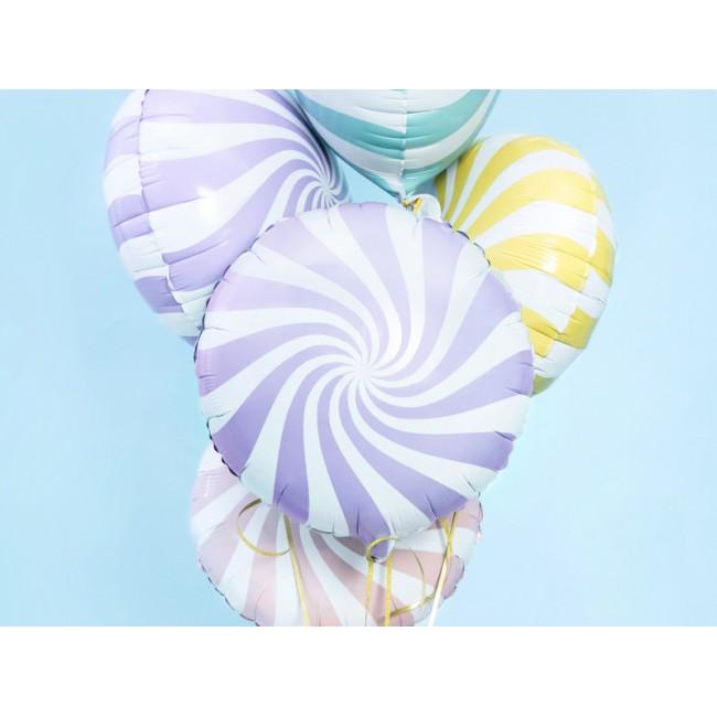 Party Deco - Balon Candy ljubičasti