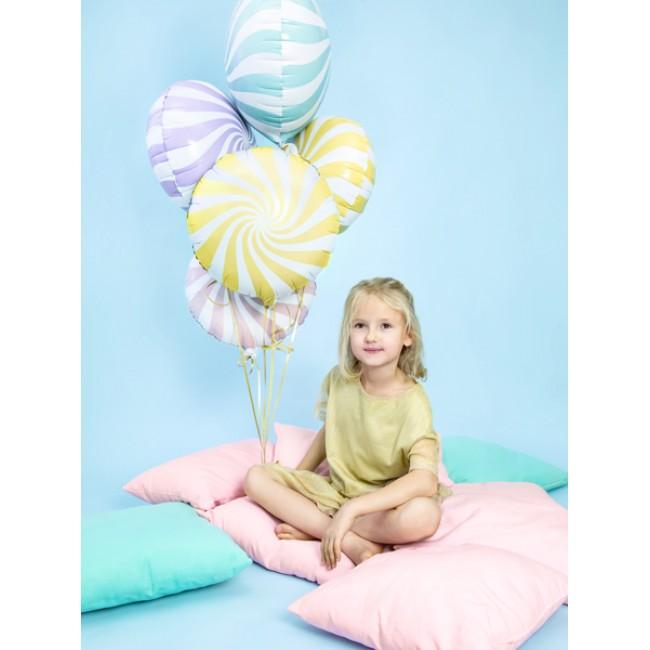 Party Deco - Balon Candy žuti