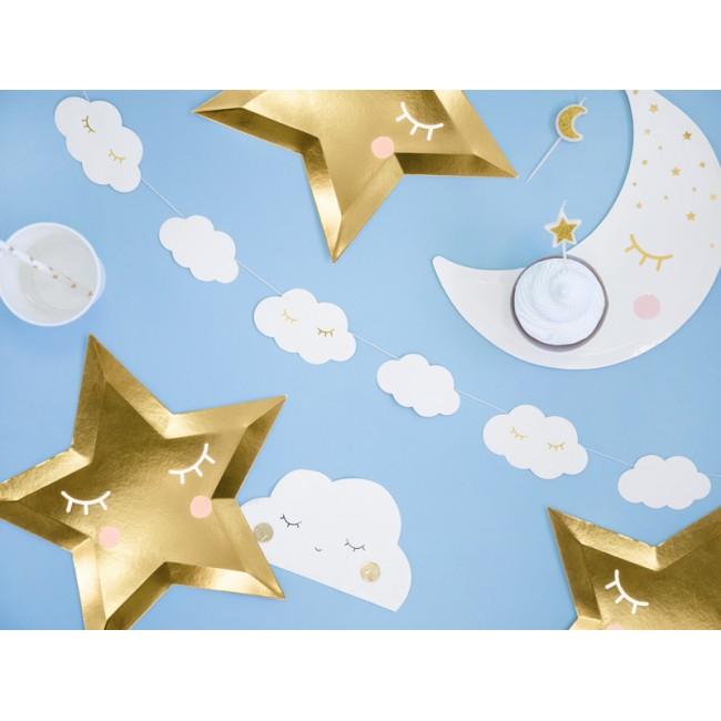 Party Deco - Garland little star oblak