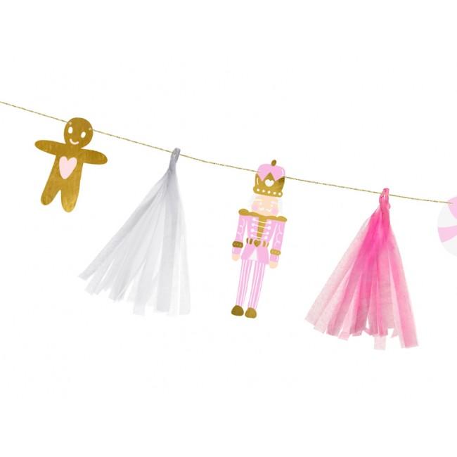 Party Deco - Božićni garland