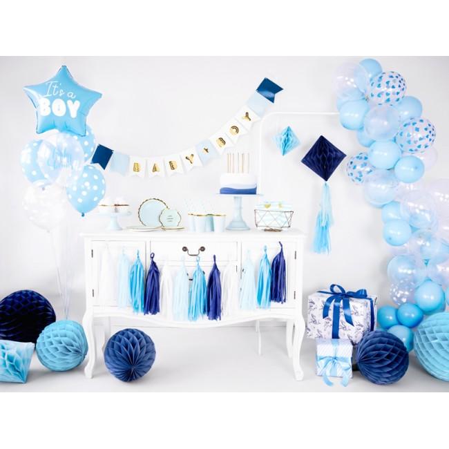 Party Deco - Čaše plave
