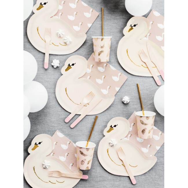 Party Deco - Čaše labud