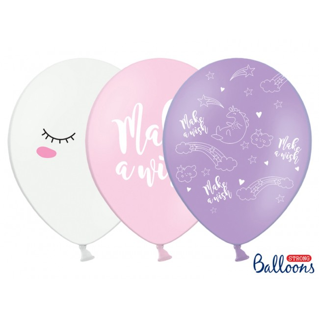 Party Deco - Baloni jednorog