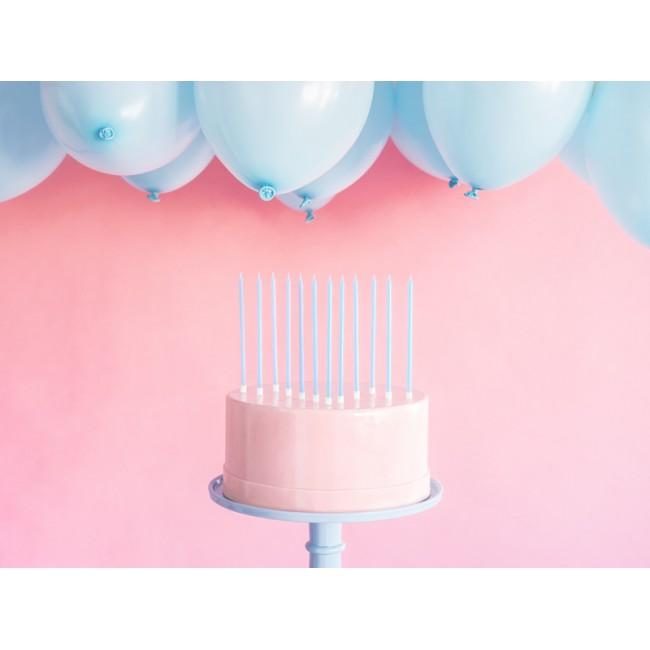 Party Deco - Svećice svetlo plave