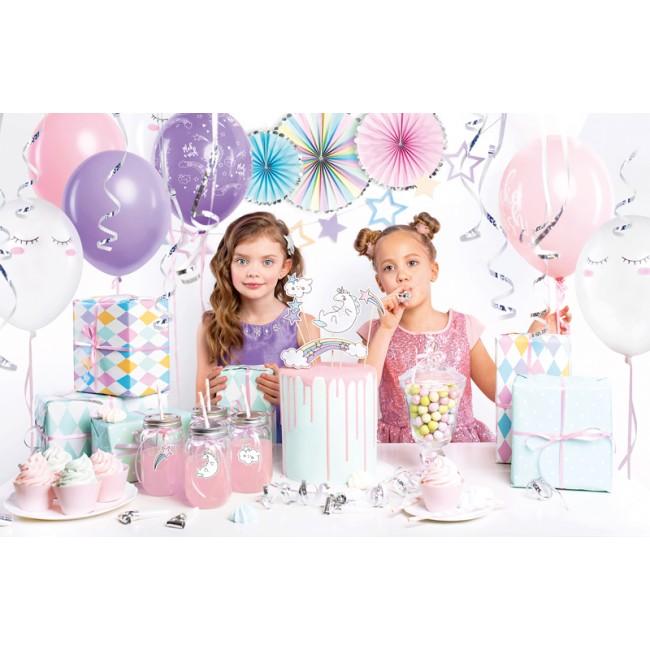 Party Deco - Rođendanska dekoracija jednorog