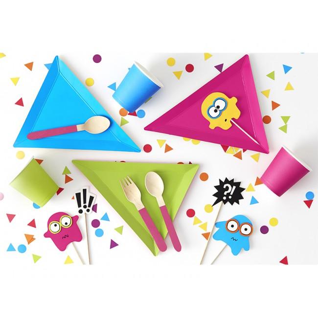 Party Deco - Kapkejk Monsters
