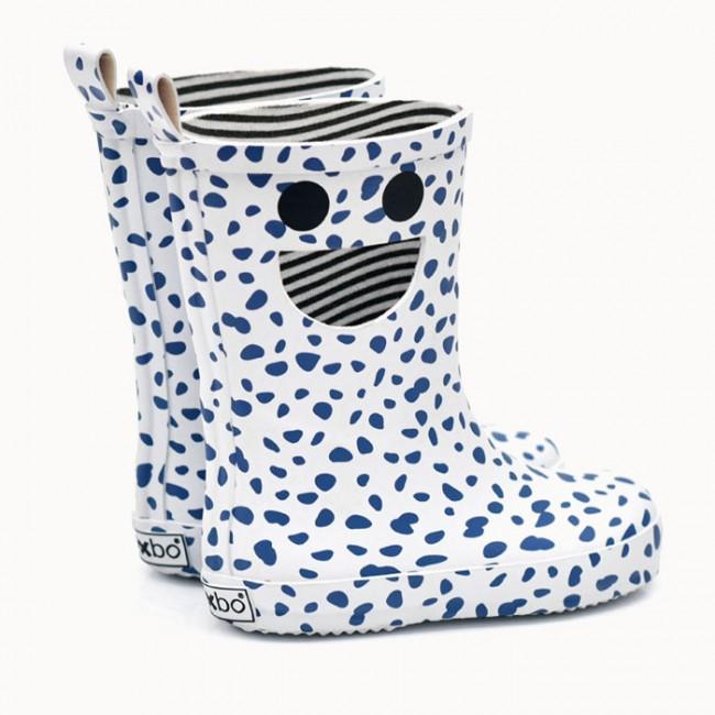 Boxbo - Wistiti Snow Flock gumene čizme