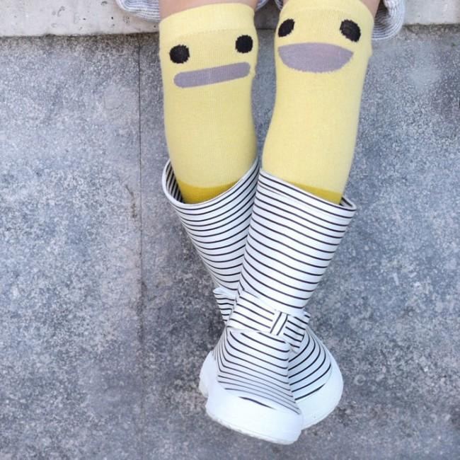 Boxbo - Bowtie gumene čizme