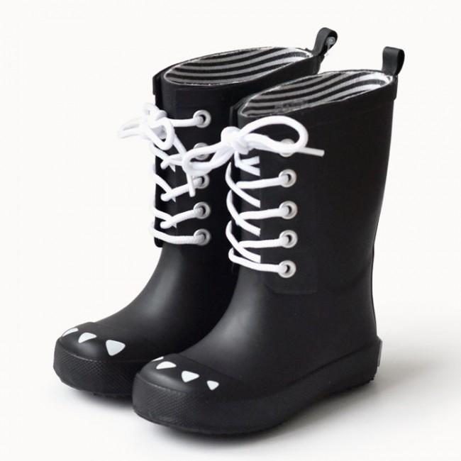 Boxbo - Kerran Black gumene čizme