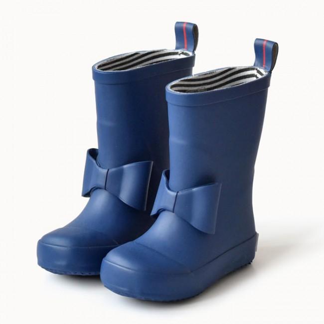 Boxbo - Bowtie Marine Blue gumene čizme