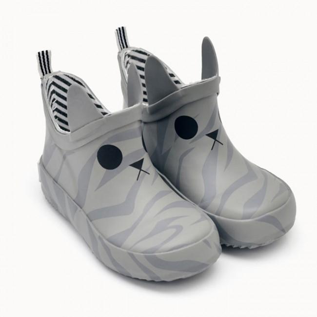 Boxbo - Kerran Bottine Grey gumene čizme