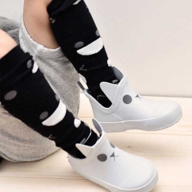 Boxbo - Kerran Bottine White gumene čizme