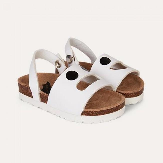 Boxbo - Wistiti White sandale