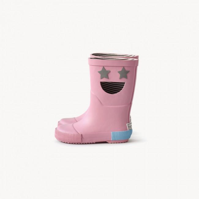 Boxbo - Wistiti Star Pink gumene čizme