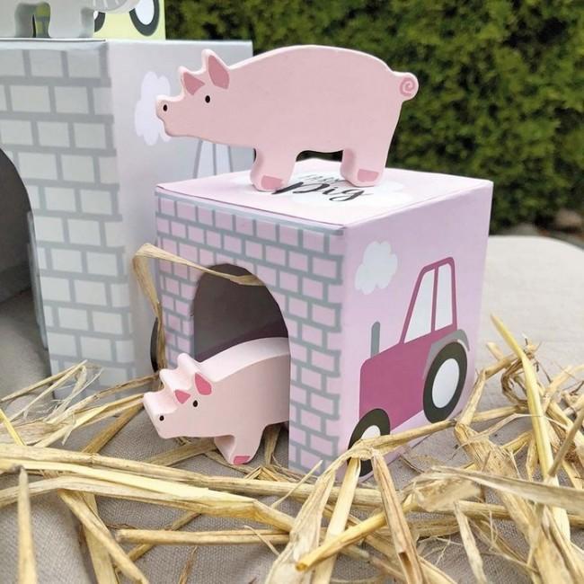 Jabadabado - Kocke - kućica za životinje