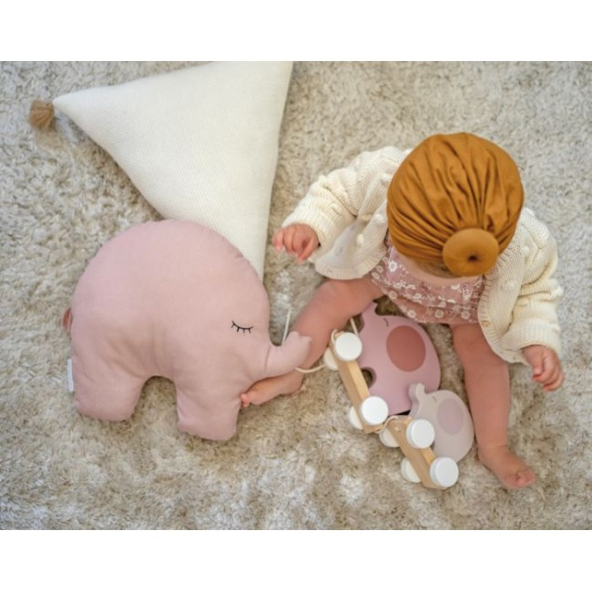 Jabadabado - Pull slonići roze