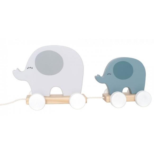 Jabadabado - Pull slončići sivi