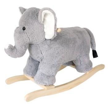 Jabadabado - Plišana ljuljalica slonče