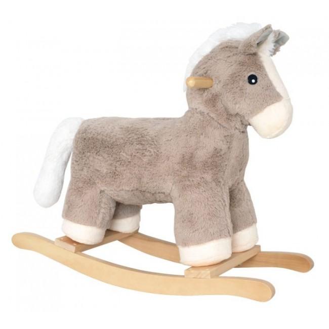 Jabadabado - Plišana ljuljalica konjić