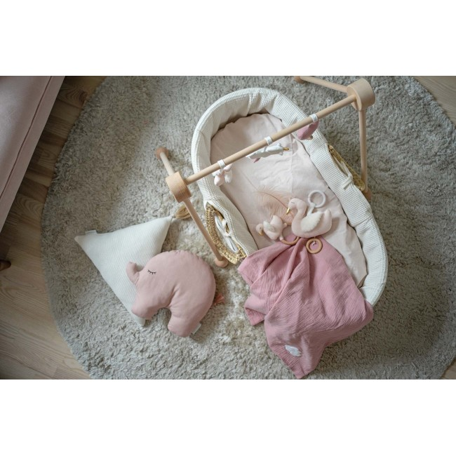 Jabadabado - Jastuk roze slonče