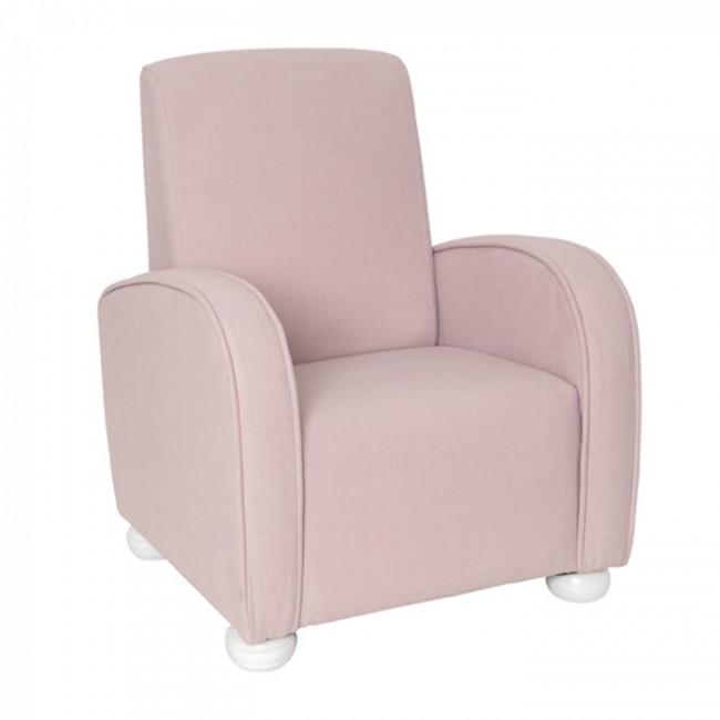 Jabadabado - Fotelja Luxury roze