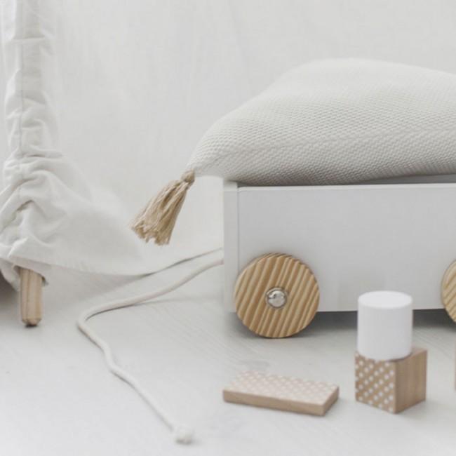 Jabadabado - Jastuk tipi