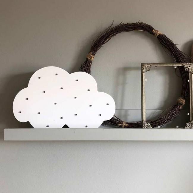 Jabadabado - Led lampa oblak