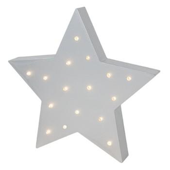 Jabadabado - Led lampa zvezda
