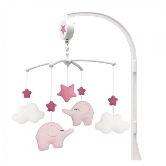Jabadabado - Muzička vrteška roze slonče
