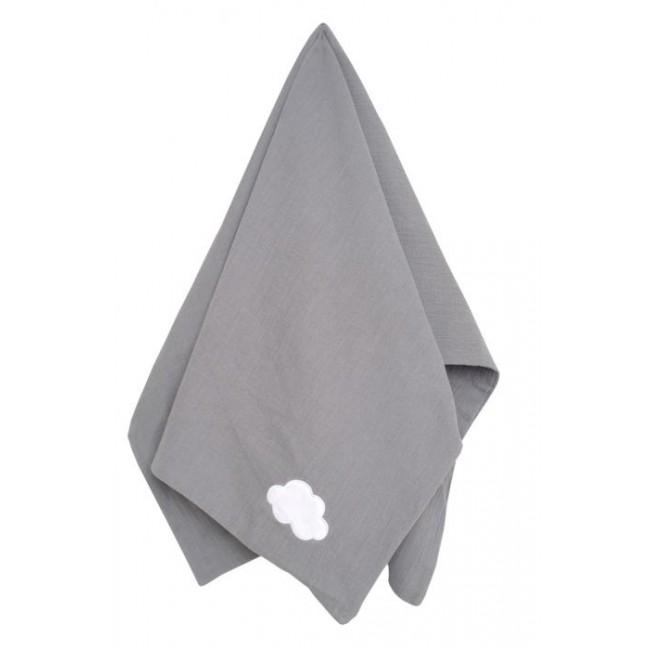 Jabadabado - Ćebence za bebe sivo