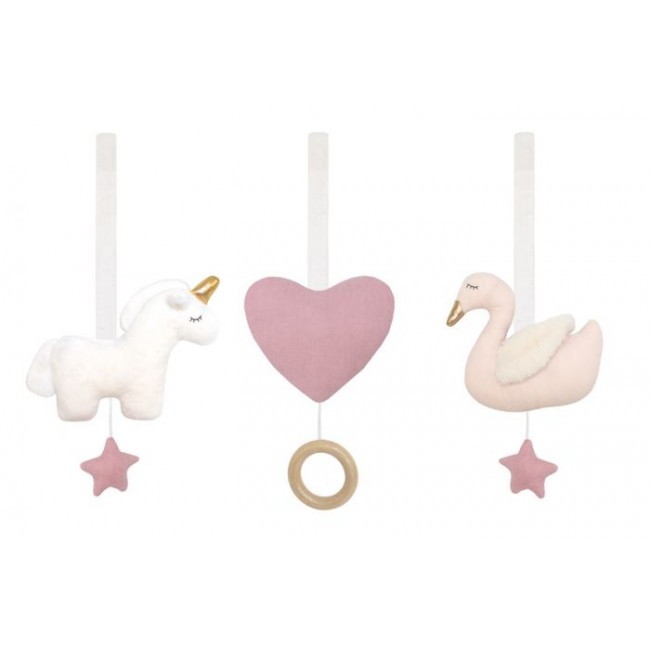 Jabadabado - Igračke za baby gym labud