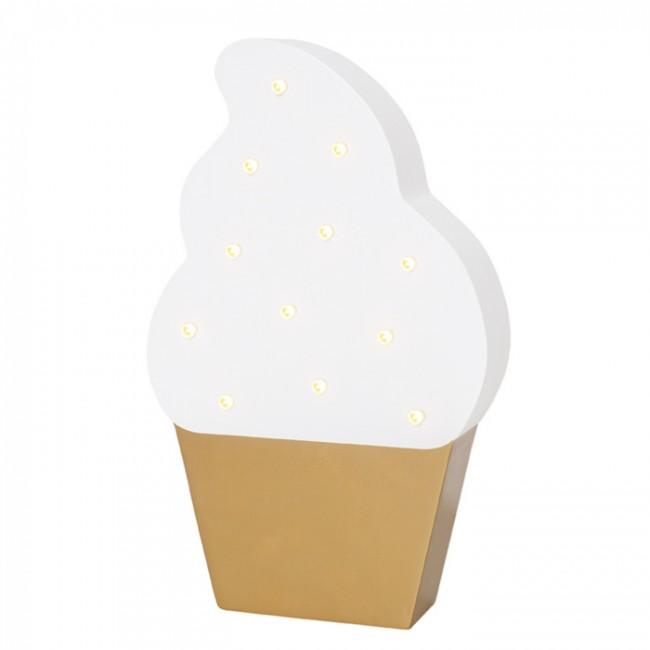 Jabadabado - Led lampa sladoled